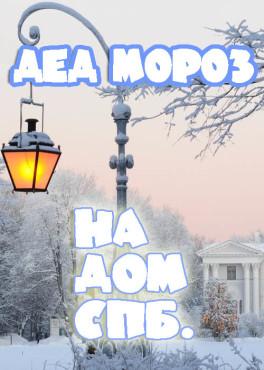 Дед мороз на дом спб