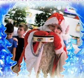 Дед Мороз на дом в спб