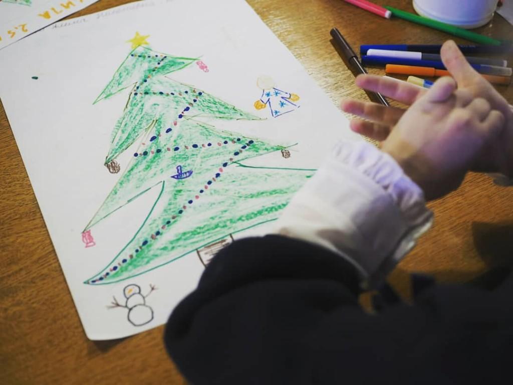 Ресторан Пеперони Дед Мороз и Снегурочка Новогодняя программа2
